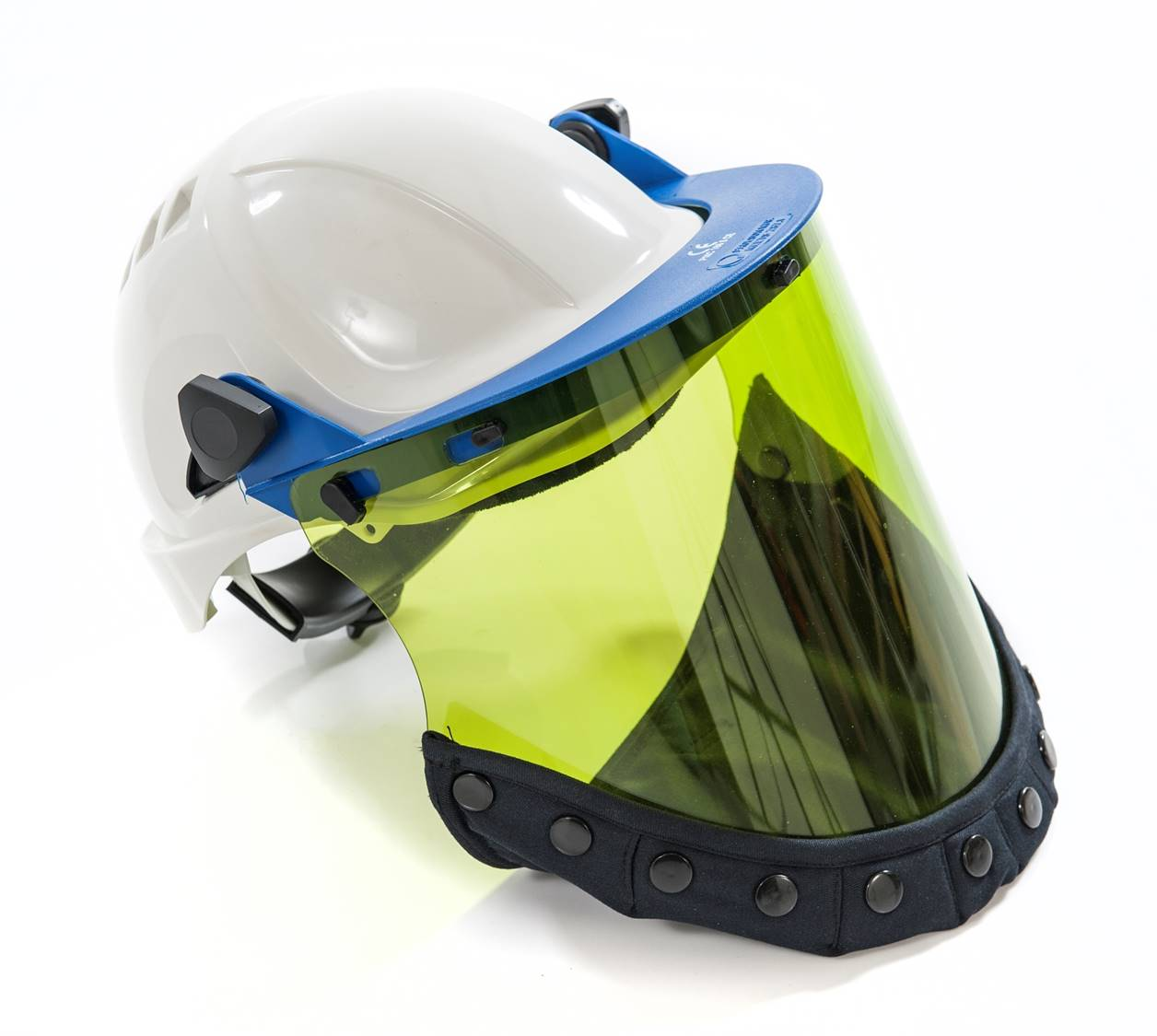 ArcBan® Paulson Faceshield with chinguard made from Nomex® ppe