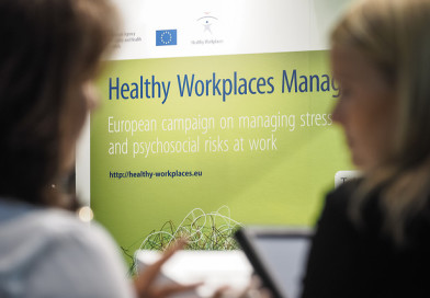 Work-related stress and psychosocial risks