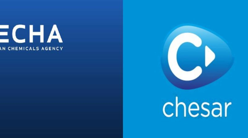Chemical Safety Assessment and Reporting Tool Chesar