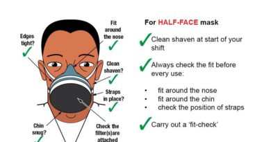 Wearing PPE Correctly – A Toolbox Talk