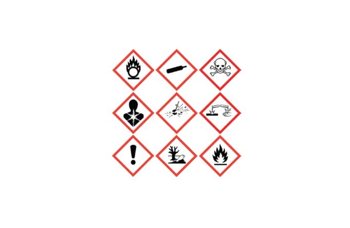 The classification and labelling of chemicals