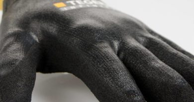 Tegera Infinity Gloves – PPE with a Difference