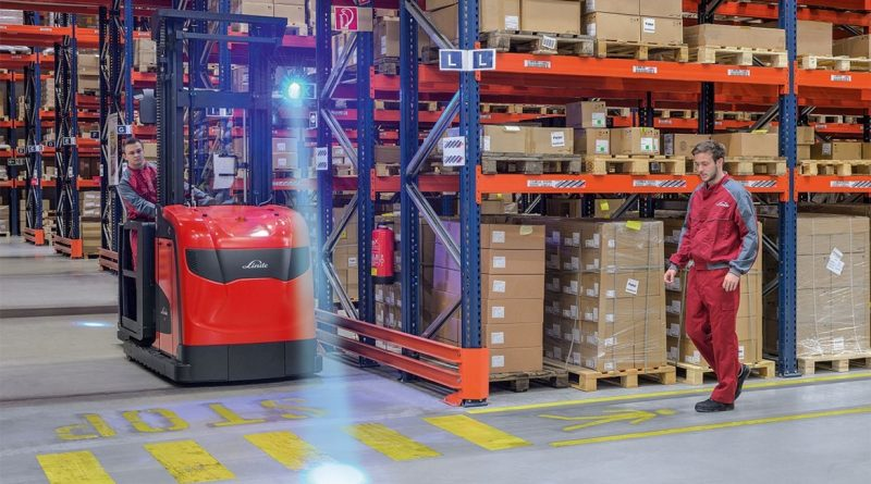 Linde forklift safety training